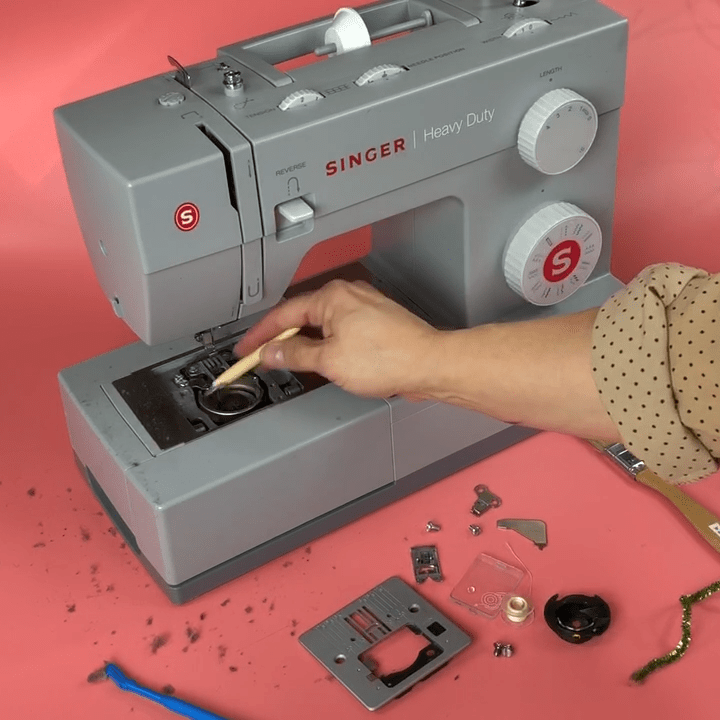 40 Hacks Every Quilter Should Know Stitches Quilting Extraordinary Sewing Machine Cleaning Kit