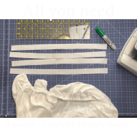 DIY Fitted Sheet Hack - Stay Put  Stitches Quilting