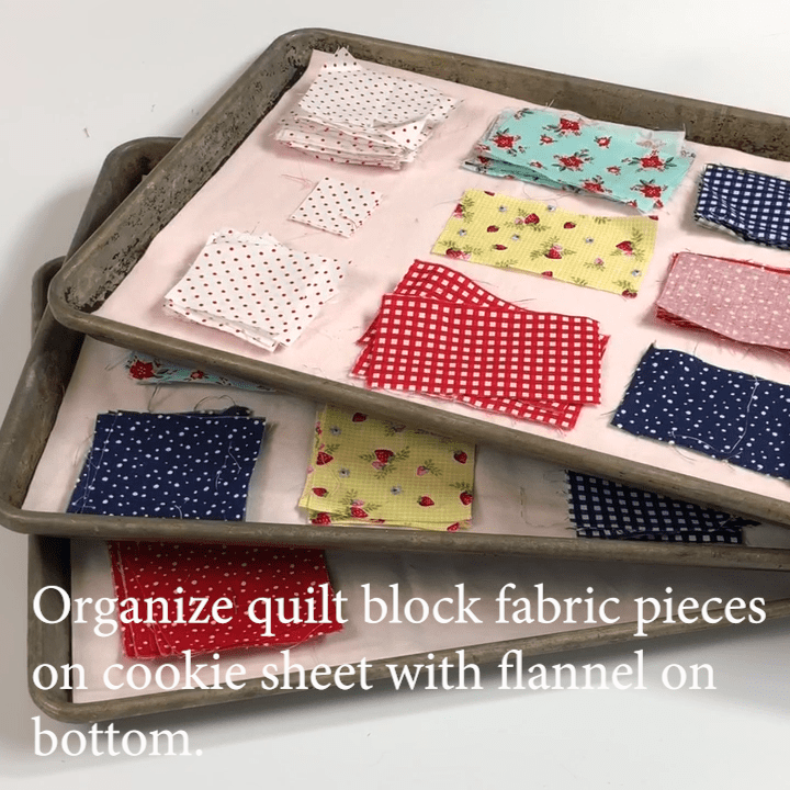 Clean image pertaining to printable fabric sheets for quilting