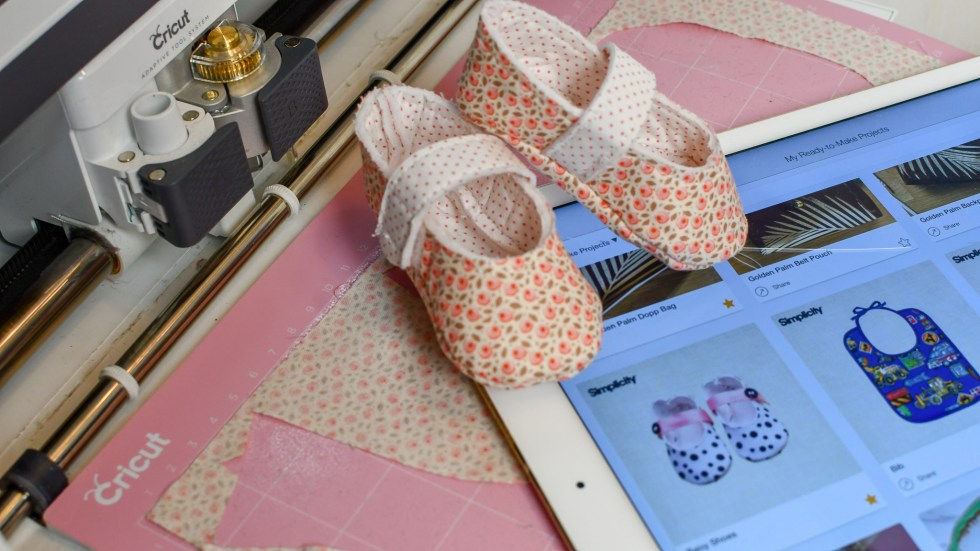 Floral Boho Chic Baby Girl Shower with the Cricut Maker
