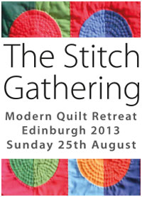 The Stitch Gathering Button