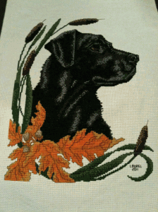 LaurelsLabCrossStitch