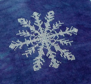 Tommye-J-Bunce-January-Ornament-Finished-Cross-StitchTommye-J-Bunce-January-Ornament-Finished-Cross-Stitch