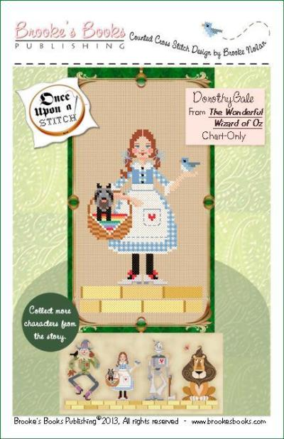 Dorothy Gale (Wonderful Wizard of OZ) by Brooke's Books