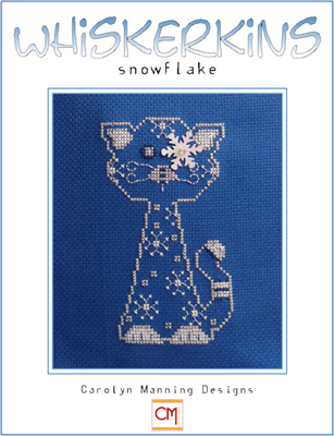 Snowflake Whiskerkins by CM Designs