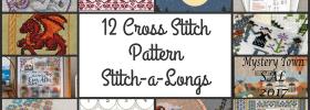 12 cross stitch sals big pinnable image