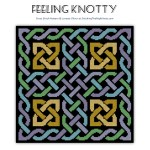 Feeling Knotty Cross Stitch Pattern