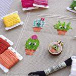 Prickly but Cute stitch-a-long