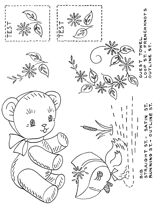 NURSERY RHYMES FREE EMBROIDERY « EMBROIDERY & ORIGAMI