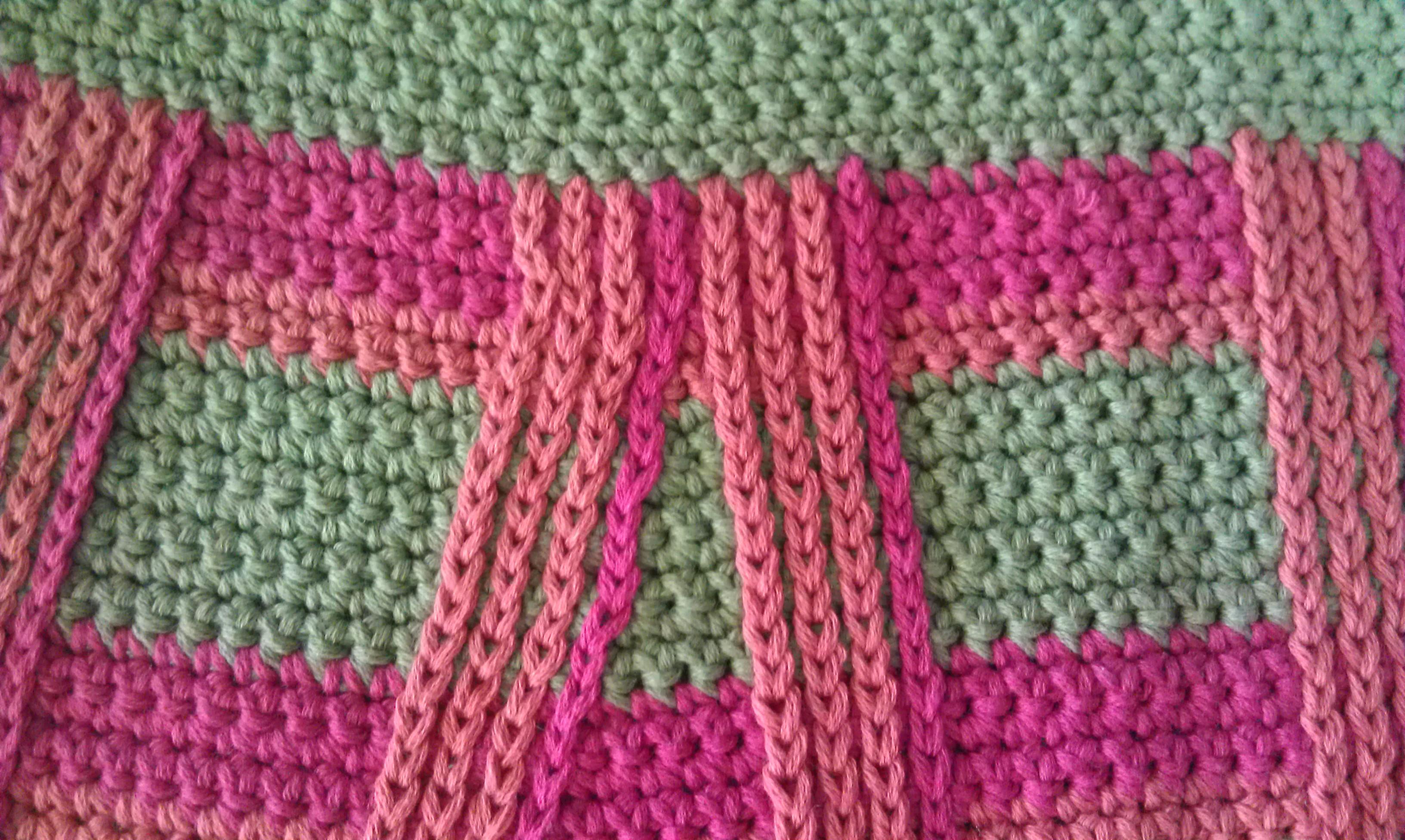 Knitting Alphabet Letters