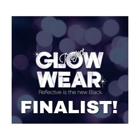 I am a Project Glow Wear Finalist!