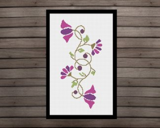 Ivy-Cross-Stitch-Pattern