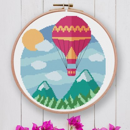 baloon-ride-pdf-cross-stitch-pattern