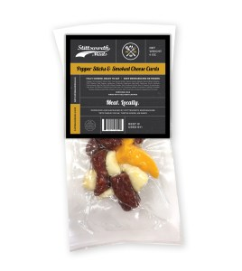 Pepper Sticks & Smoked Cheese Curds 4oz