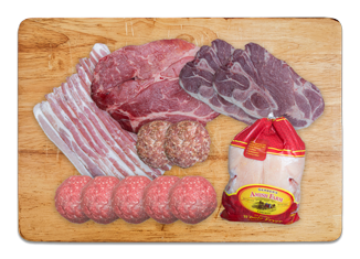 Meat Bundle| The Dinner for 4 Meat Bundle