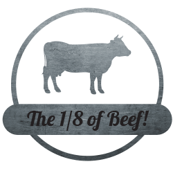 The 1/8 of Beef! Meat Bundle