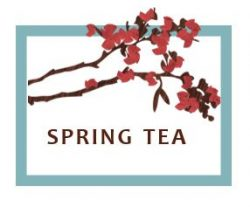 Spring Tea - Saturday, May 12th