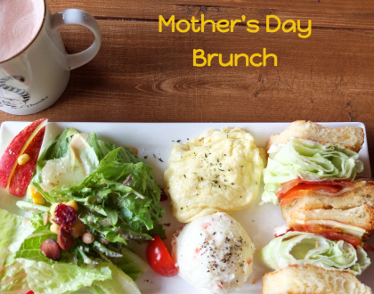 Mother's Day Brunch - Online Kitchen