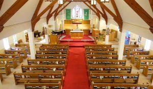St-James Manotick Inside