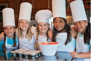 Father's Day Cooking class  – For the Kids
