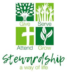 Stewardship reminder