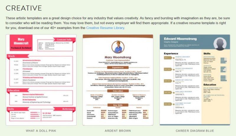 لتحميل أكثر من 400 شكل للسيرة الذاتية Download Cv Templates