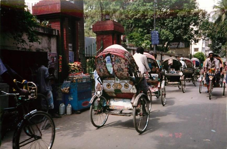 Dhaka, Bangladesh, 2002
