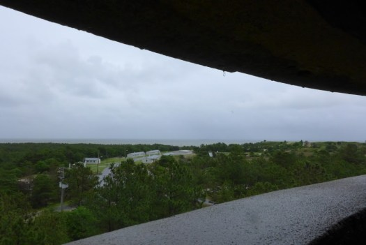 View towards the Ocean from Tower 7