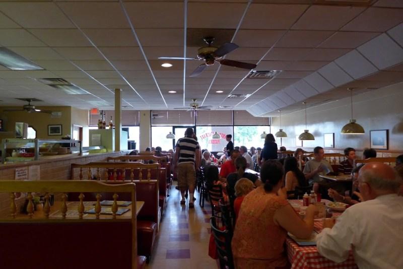 Springfield Pizza Joint, Alexandria, VA