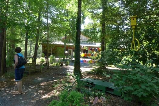 Cedar Creek Galleries and Artist residence