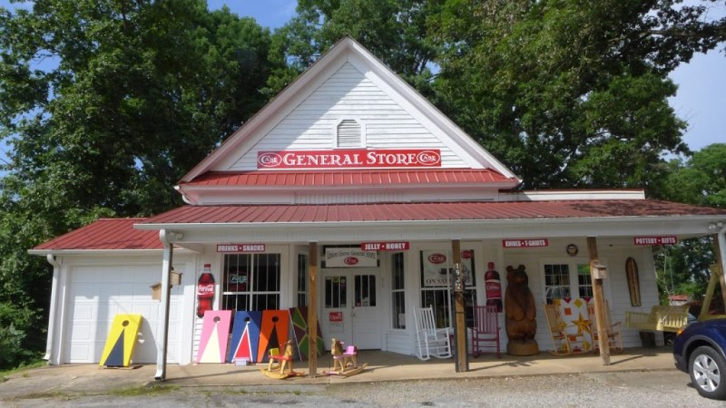 General Store, Union, North Carolina