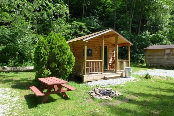 Cabin at Flintrock in Boone