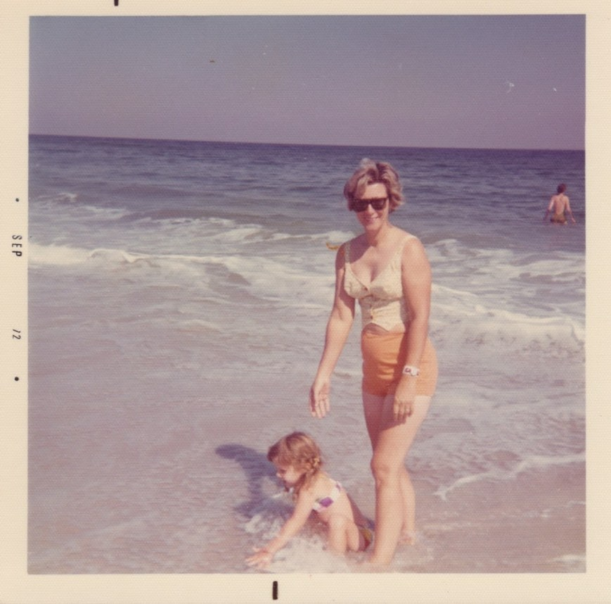 Rehobeth Beach, 1972