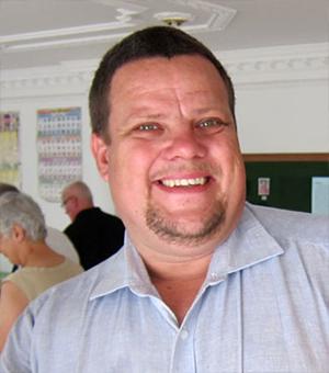 Martin Kaiser Nielsen  Rejseleder i Thaiand  Stjernegaard