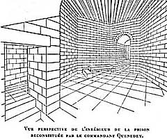 3-dimensional drawing of what Joan's cell might have