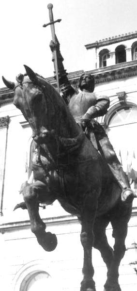 Estátua de Joana d´Arc