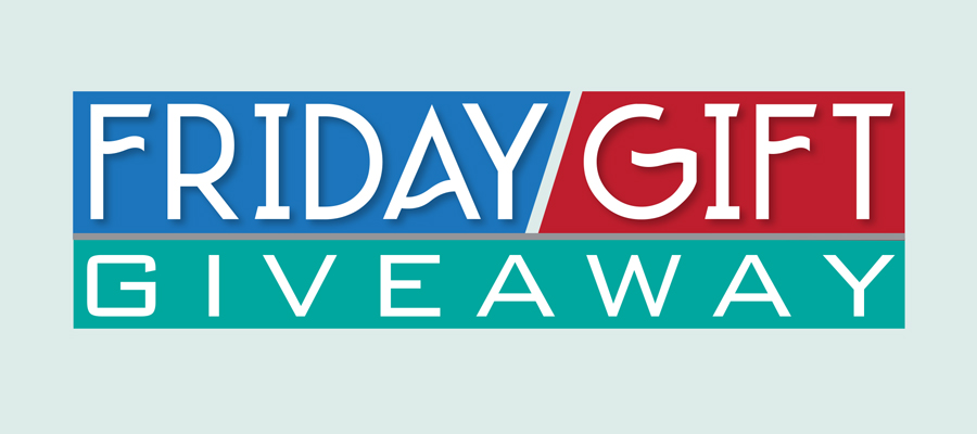 Friday Gift Giveaway - August