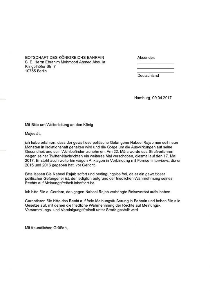 Briefe Mit Citipost Versenden : Petitionsbriefe st johannes glinde