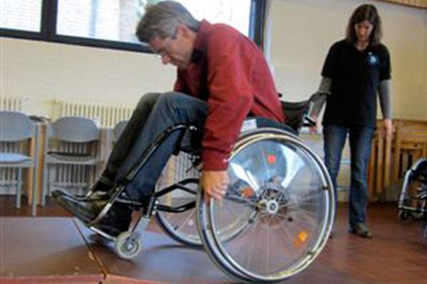 Rollstuhltraining 04