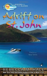 Adrift on St. John - St. John Book