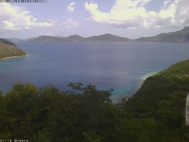 East End Webcam St. John