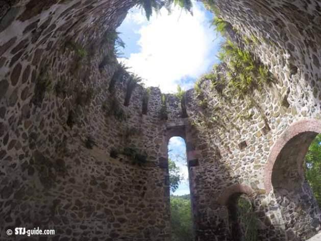 Catherinenberg-ruins-stjohn