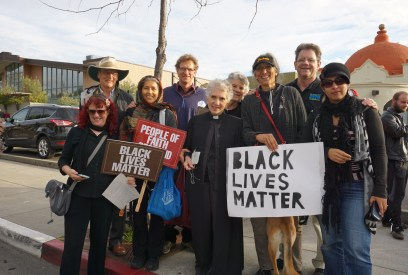 Berkeley Churches March - Black Lives Matter 700