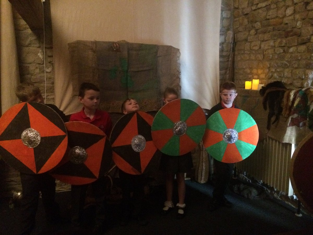 Year 5 Vikings Trip