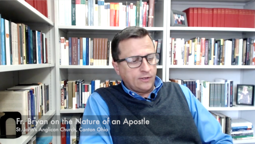 On the Nature of An Apostle Image