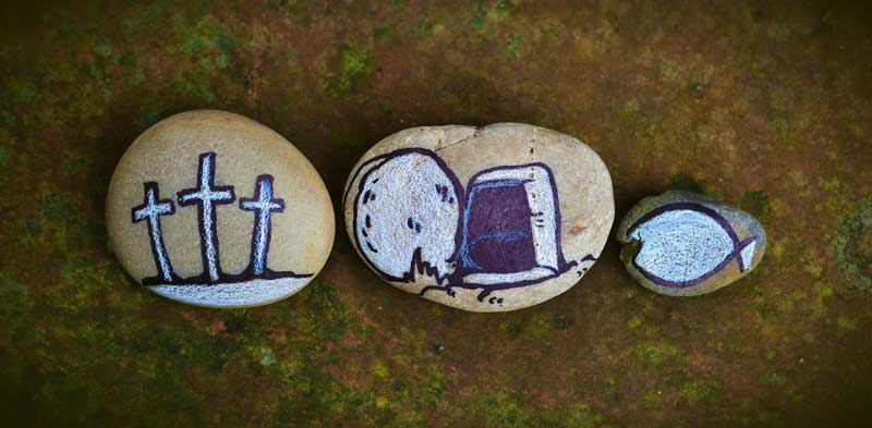 Easter services at the Cathedral of St. John the Evangelist, Saskatoon