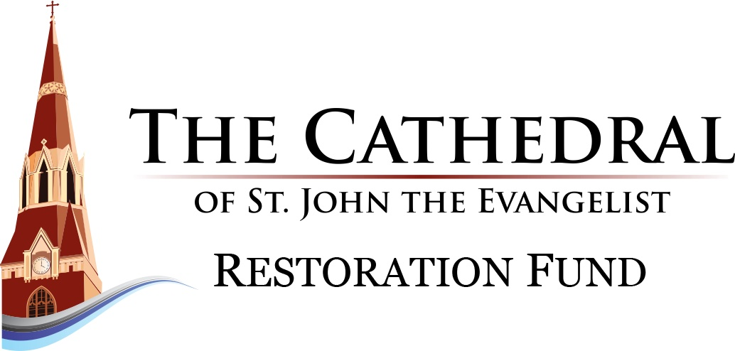 Restoration at St. John's Cathedral Saskatoon