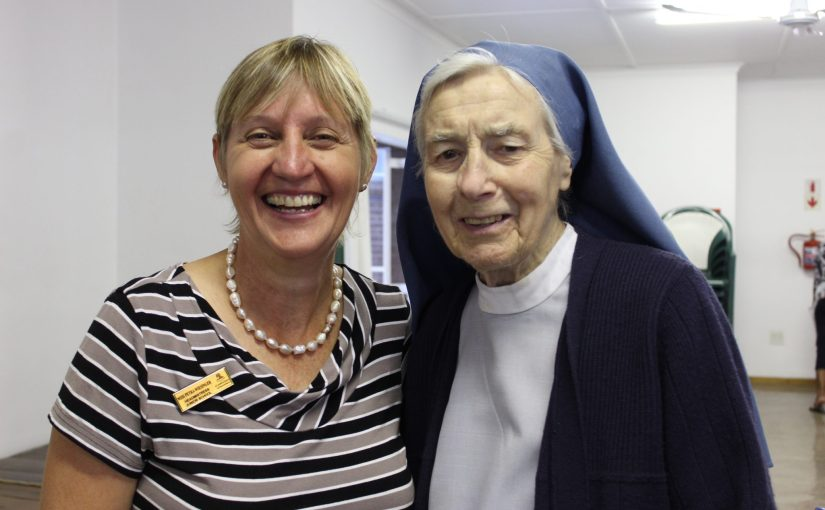 Sister Mary Evelyn Turns 93