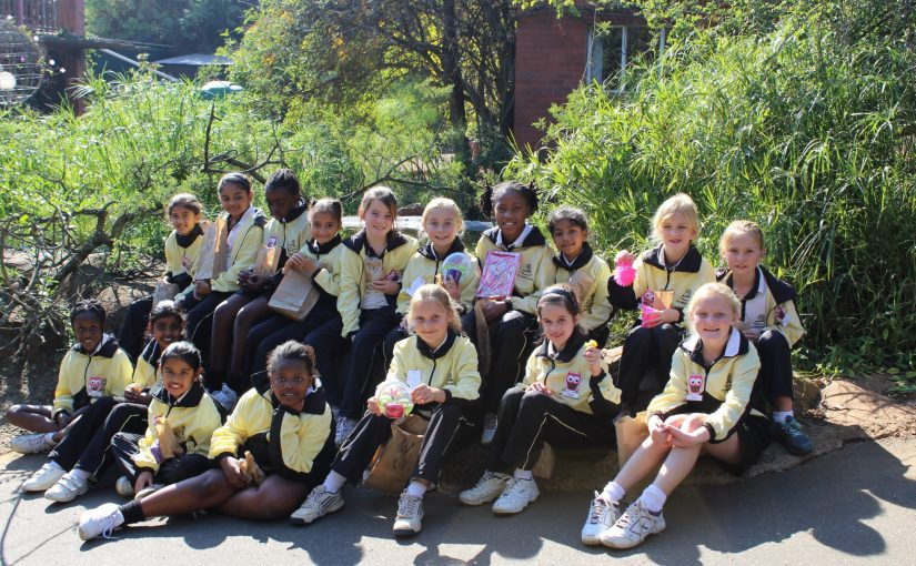 Grade 3 Outing to Butterflies for Africa