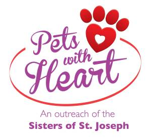 Pets with Heart, an outreach of the Sisters of St. Joseph
